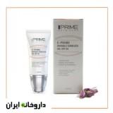 پریم - ژل ضدآفتاب حاوی ویتامین c